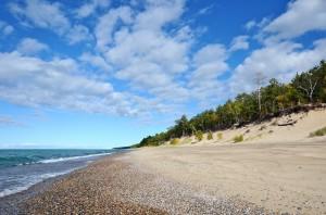 Twelve Mile Beach, Michigan