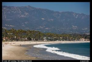 East Beach, California