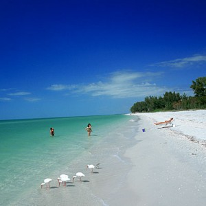 North-End Beach, Captive Florida