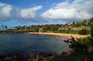 Kapalua Beach, Maui, Hawaii