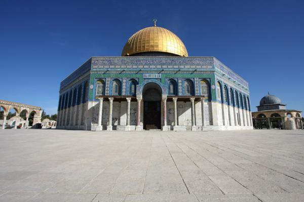 Dome of the Rock, Russia