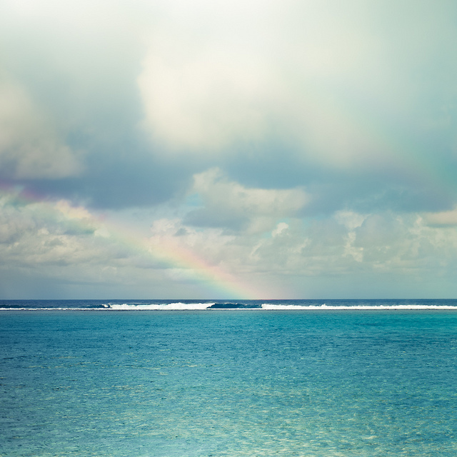 Rainbow photo by Cuba Gallery