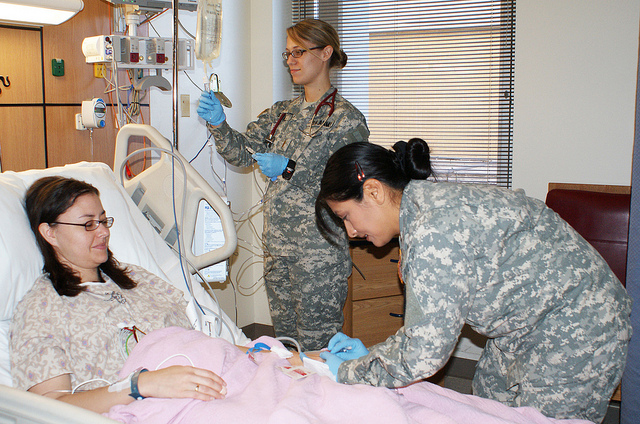 Photo by Army Medicine