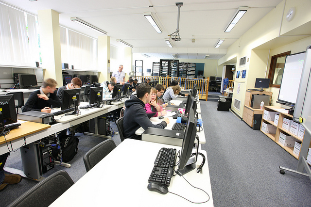 Photo by Bedford College