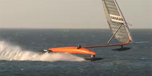 sail rocket 2