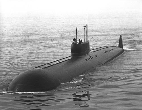 soviet k-222