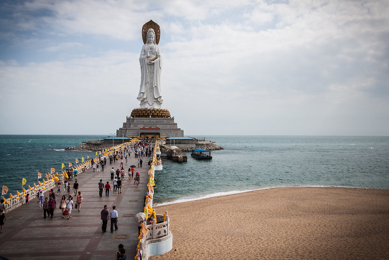 GuanYinoftheSouthSea