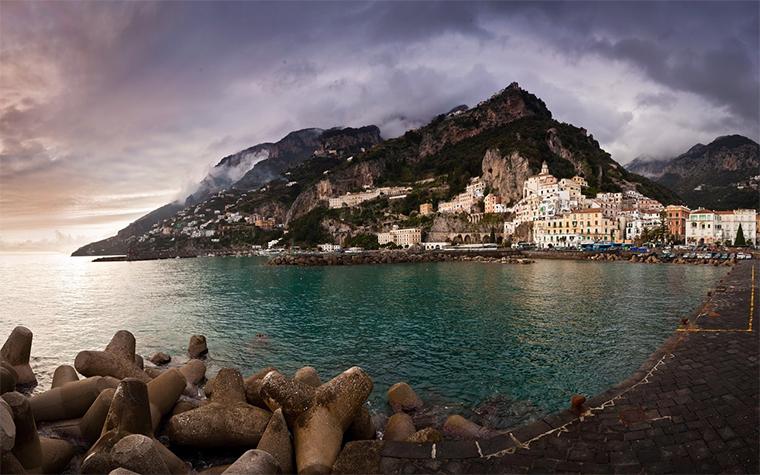 Strada Statale 163 / The Amalfi Drive