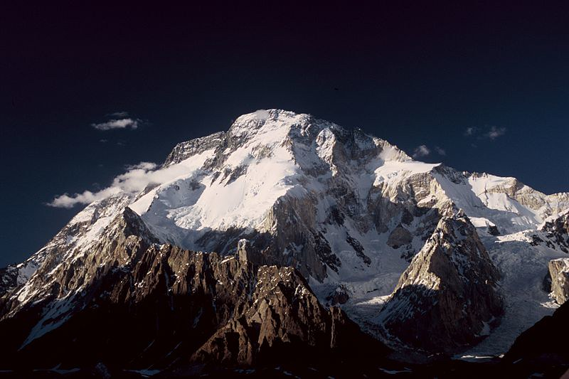 Broad Peak known as K3