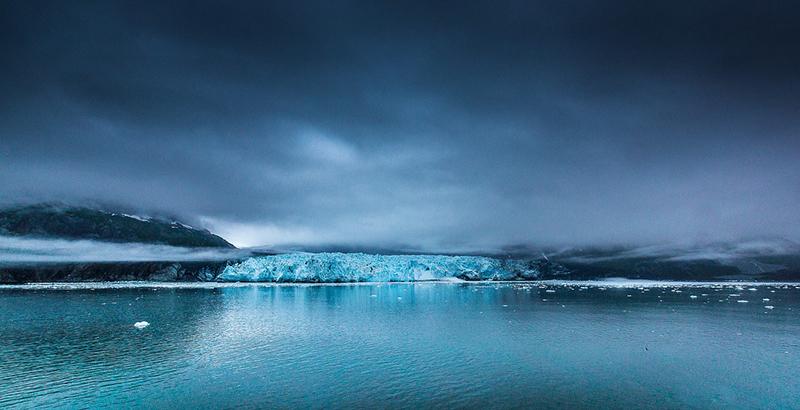 Canada Glacier in Antarctica