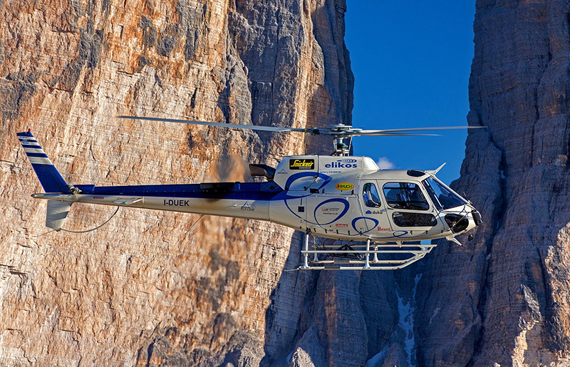 Taking City Tours in Helicopter