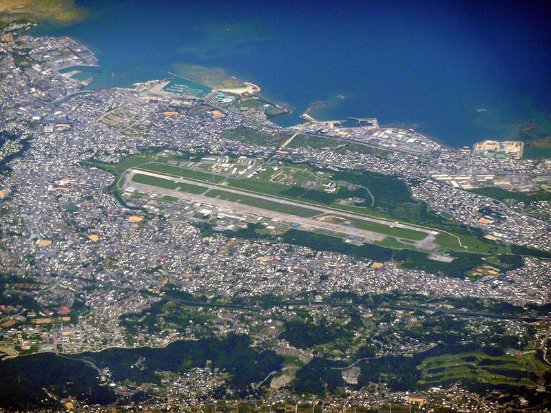 MCAS Futenma in Okinawa