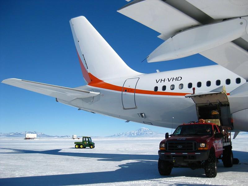 McMurdo Air Station