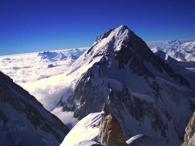 Gasherbrum in Pakistan