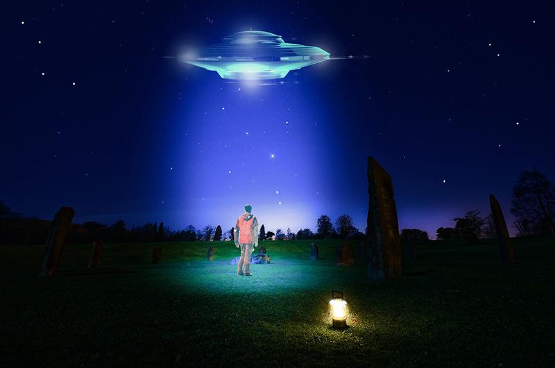 Presence of UFO's