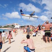 Princess Juliana International Airport in St.Maarten