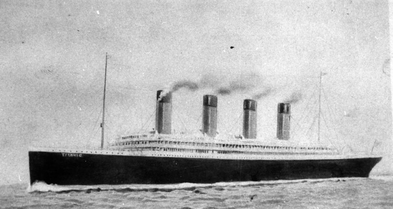 Titanic had Fake Funnel