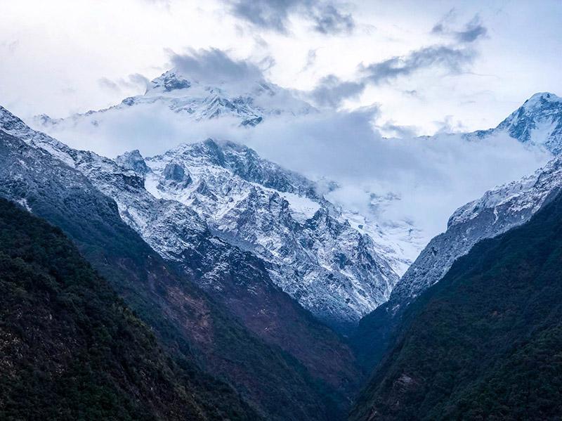 Annapurna I- The Goddess of Harvest