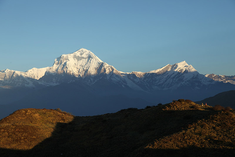 Dhaulagiri I- The Shining Mountain