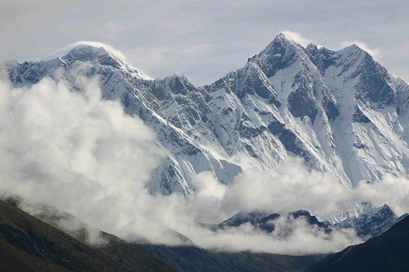 Lhotse- The Mountain of Legends