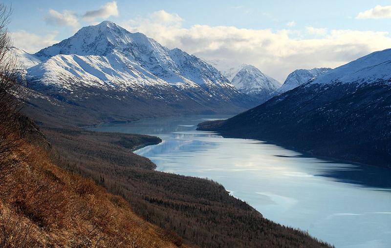 Eklutna Lake – Eklutna, Alaska