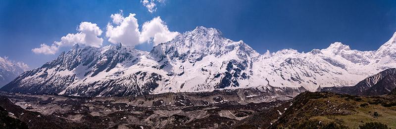 Mount Manaslu- The Mountain of Spirits