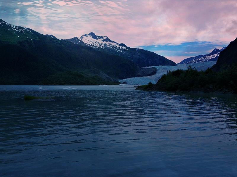 Mendenhall Lake – Juneau
