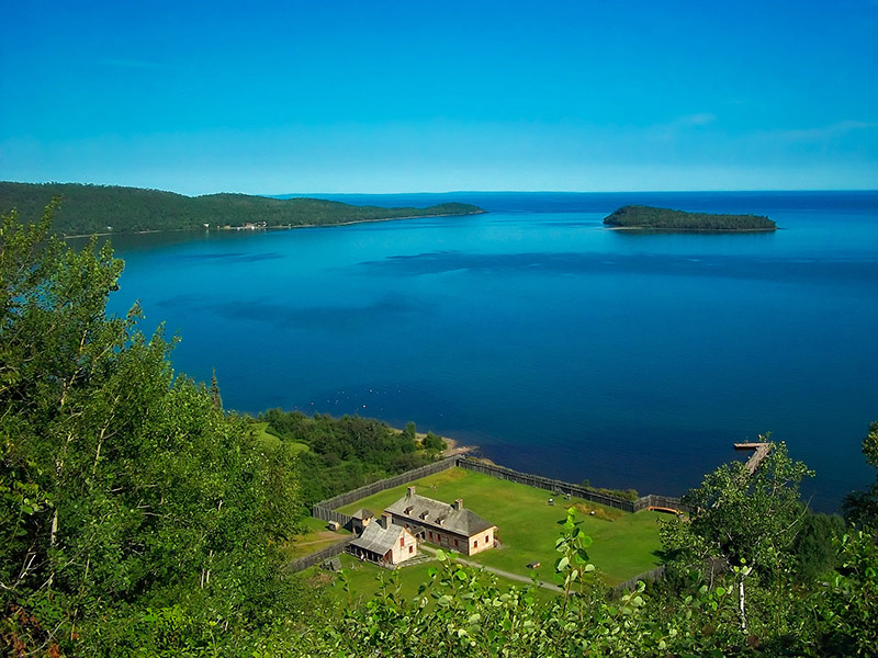 Portage Lake - Chugach National Forest
