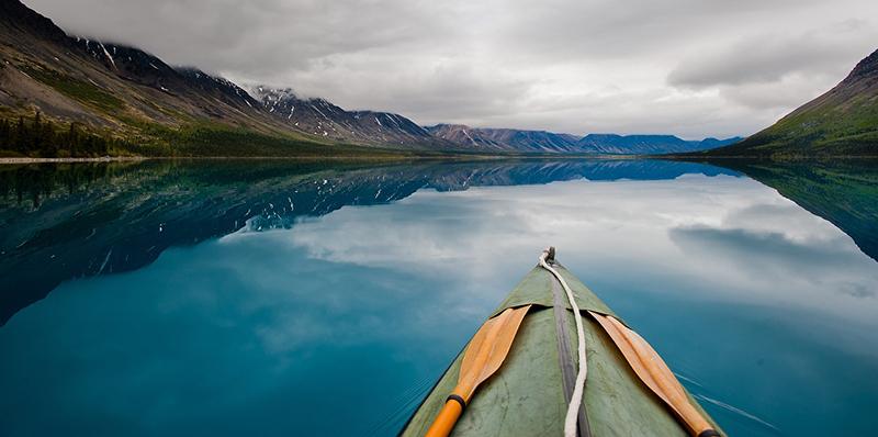 Twin Lakes – Port Alsworth, Alaska