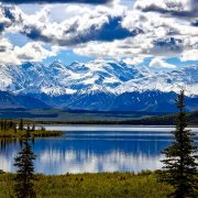 Wonder Lake - Denali National Park