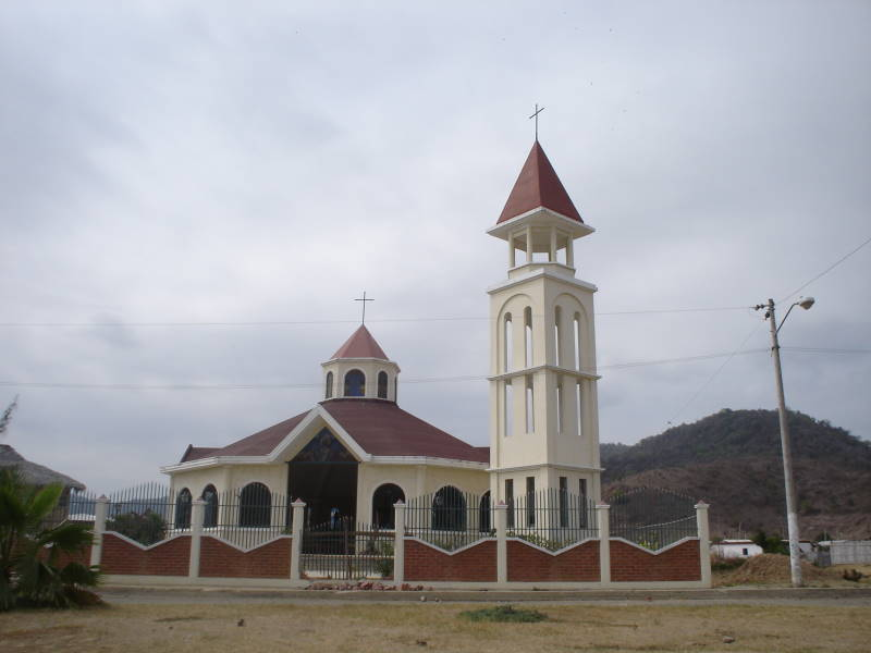 Bahia De Caraquez, Ecuador