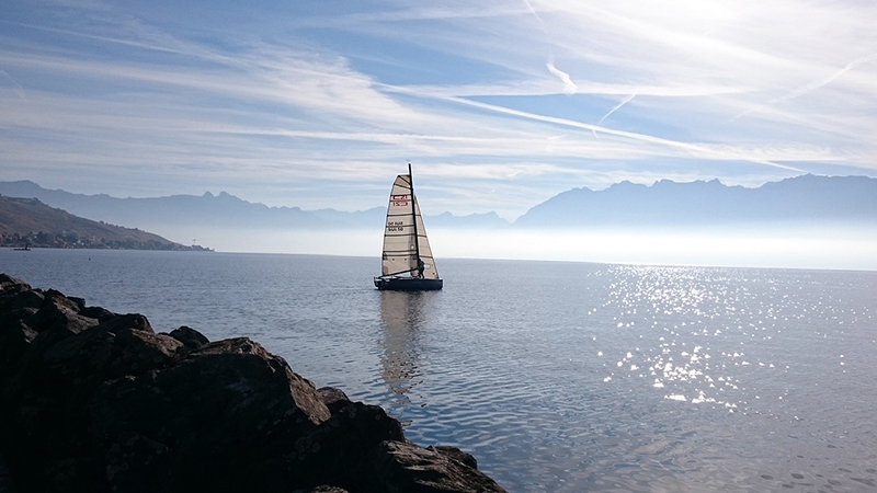 Visiting Lake Geneva