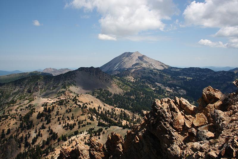 Lassen Volcano- California