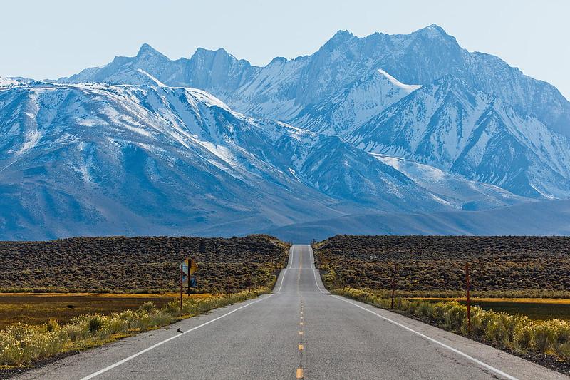 Long Valley Caldera- California