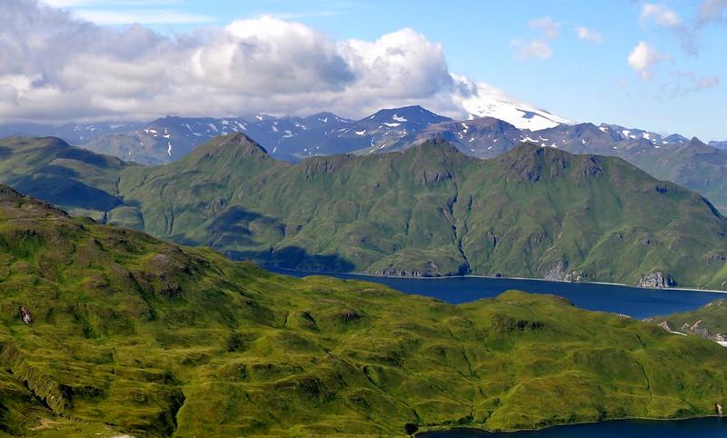 Makushin Volcano- Alaska