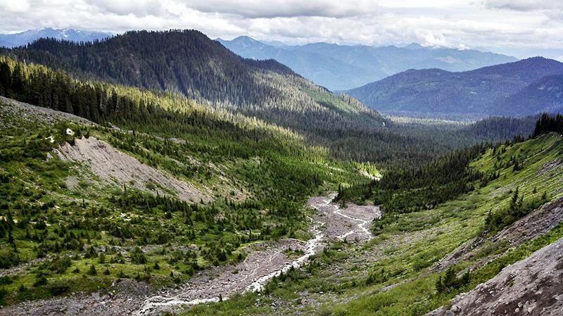 Mount Baker- Washington