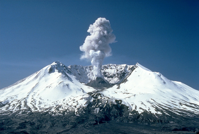Mount St. Helens – Washington