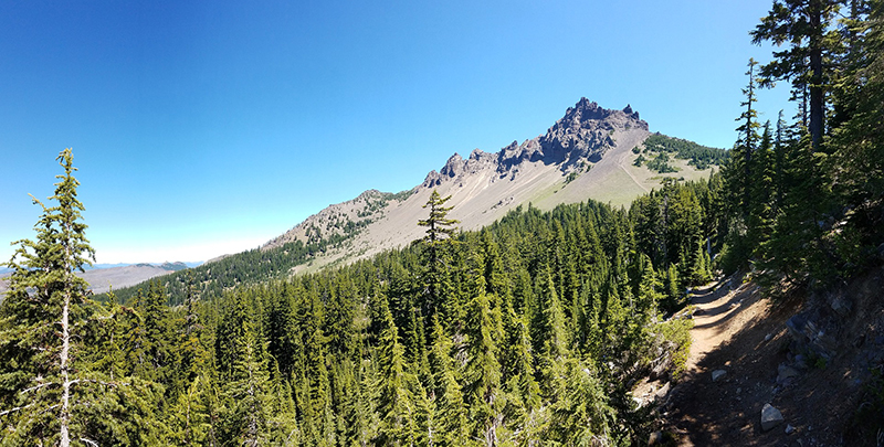 Pacific Crest Trail, Western United States
