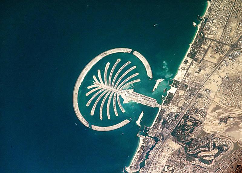 Palm Jumeriah, Dubai