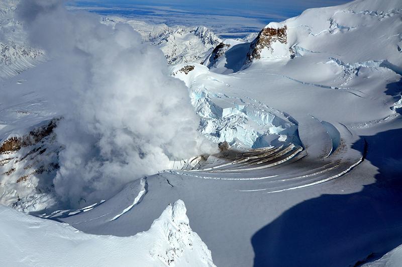 Redoubt Volcano – Alaska