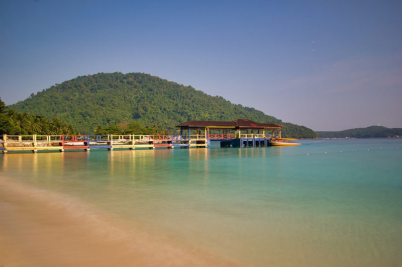 The Perhentian Island