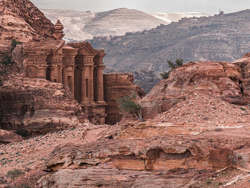 Trek to Petra, Jordan