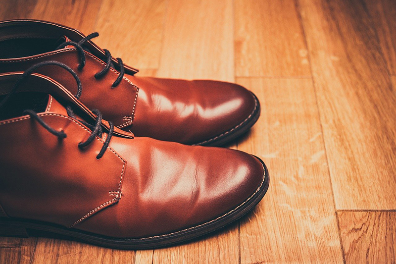 Ordering Bespoke Shoes