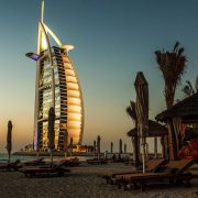 Private Dinner at Burj Al Arab