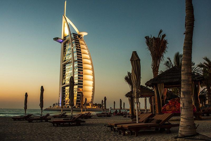 Private Dinner at Burj Al Arab