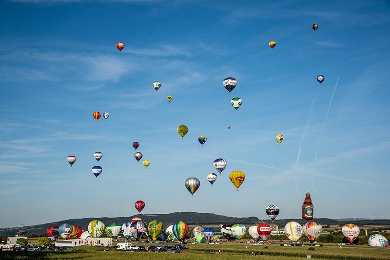 Private Hot Air Balloon