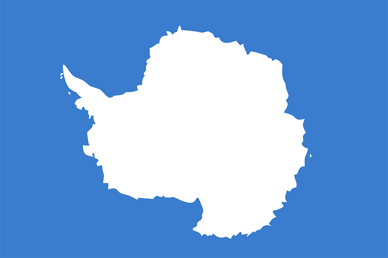 No official Time Zone of Antarctica
