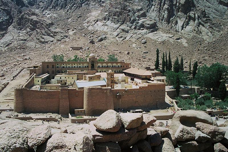 Catherine's Monastery