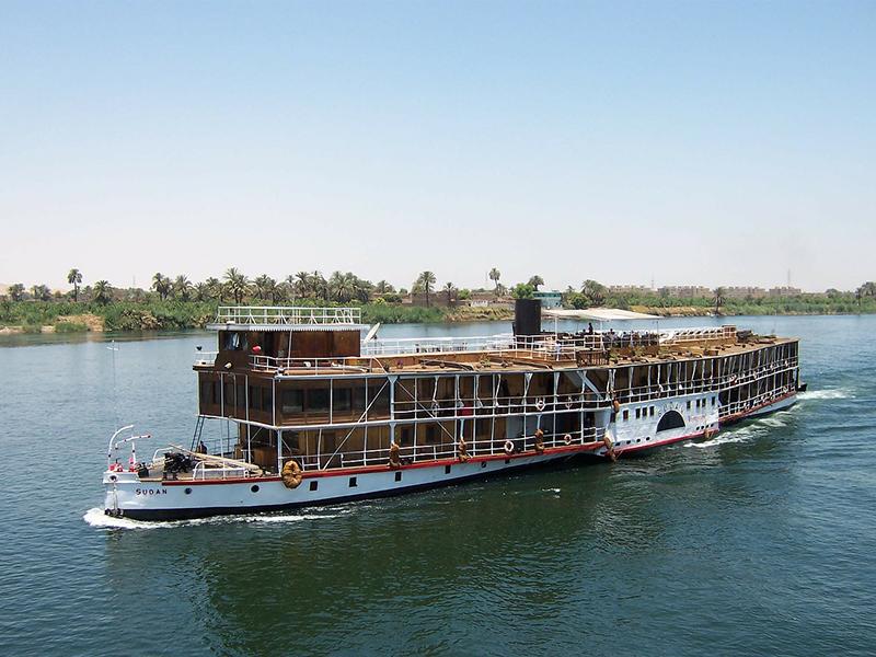 Nile Cruising