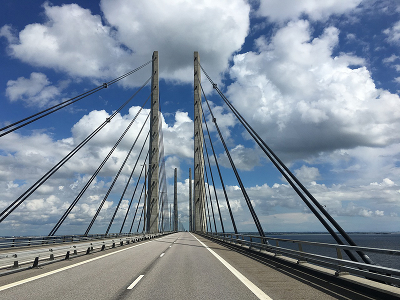 Oresund Bridge Drive